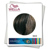 Vopsea Permanenta - Wella Professionals Koleston Perfect nuanta 55/0 castaniu deschis intens